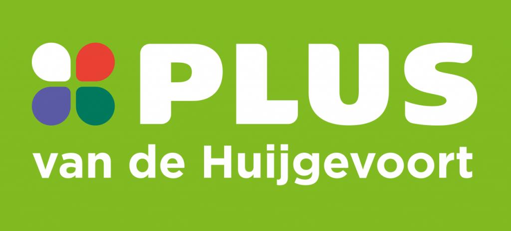 Onze opdrachtgevers. Logo Plus van de Huijgevoort