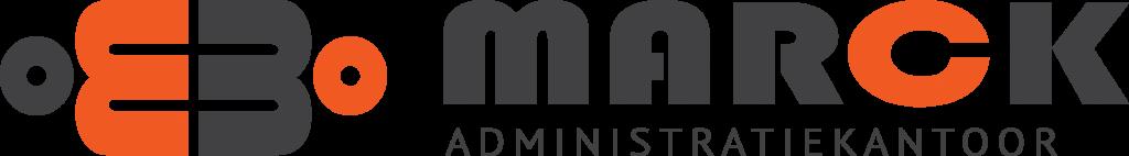 Onze opdrachtgevers. Logo Marck Administratiekantoor